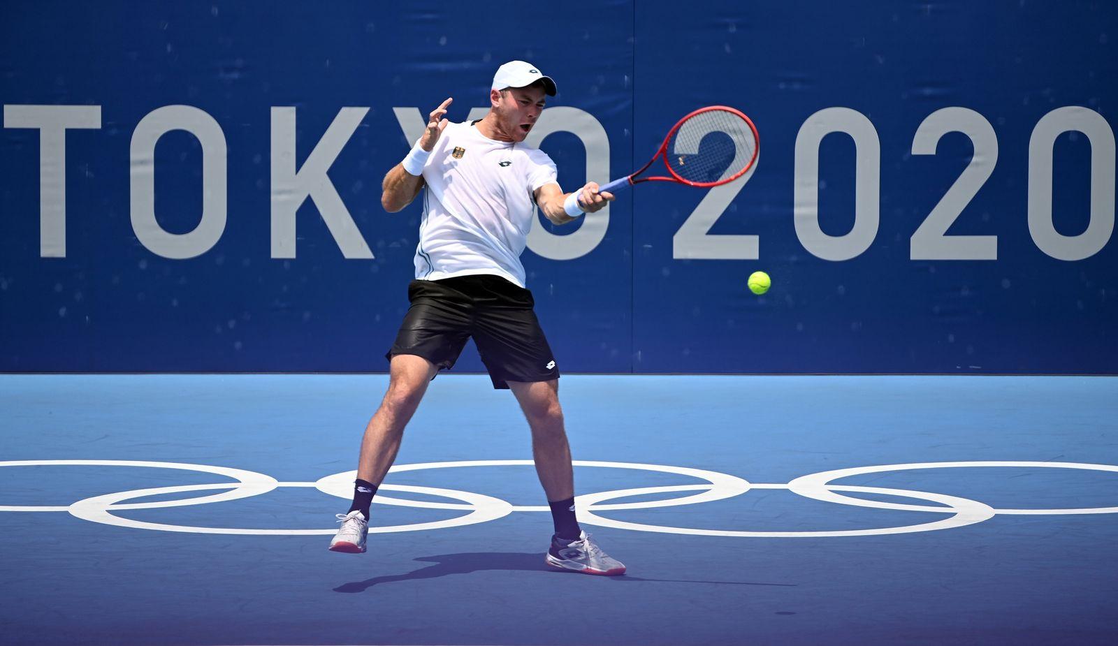 Tokio 2020 - Tennis