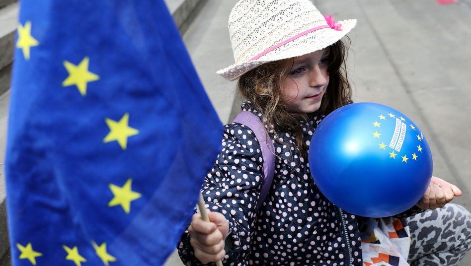 Pro-Europa-Demo (in Berlin): Durch Dick und Dünn zusammenbleiben?