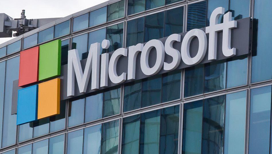 Microsoft hat Selbstverpflichtungen veröffentlicht