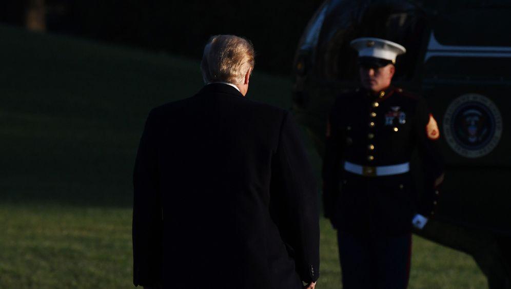 Photo Gallery: Trump Trumps Trade