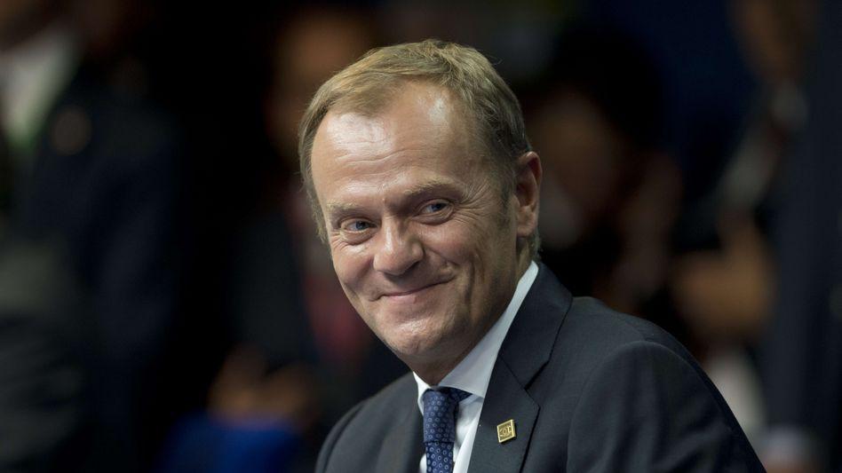 Donald Tusk: Brüssel als Karriereschritt