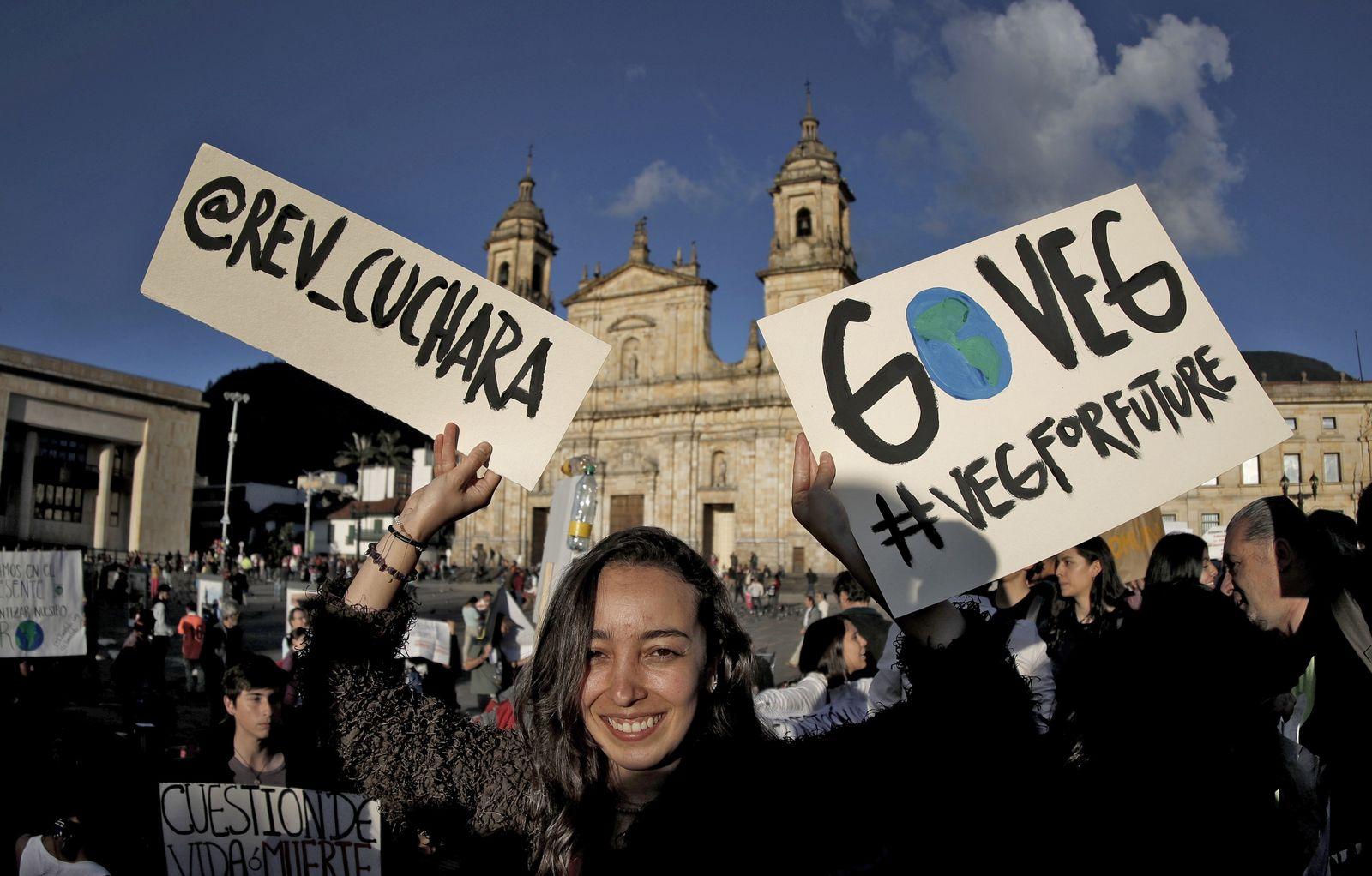 Klimaprotokoll/ Kolumbien