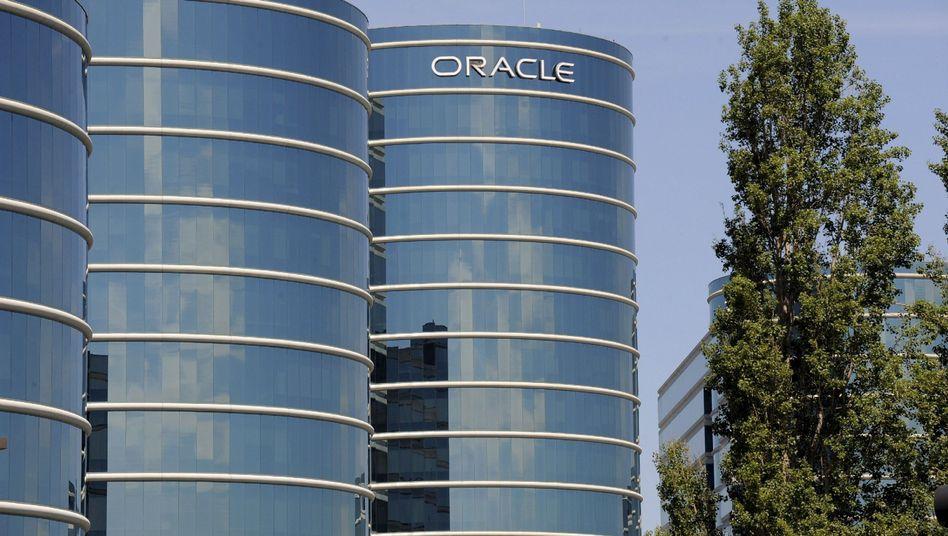 Oracle-Zentrale in Kalifornien: Doch kein Kauf von Sun?