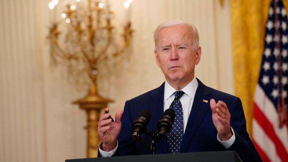 Wegen der Grenze zu Mexiko: Joe Biden gerät immer mehr unter Druck