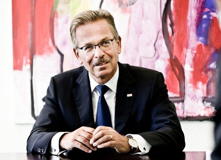 Fehrenbach: Eigentlich ein Kritiker großer Unternehmen