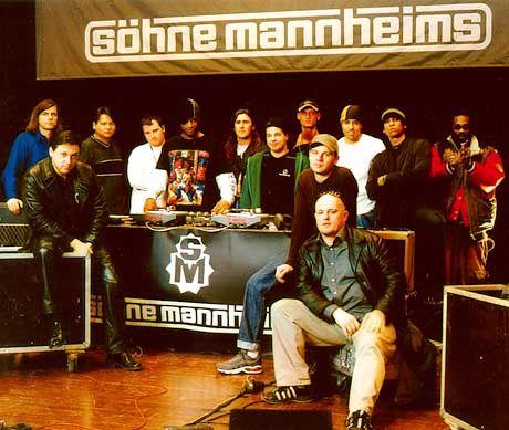 Söhne Mannheims Rechts