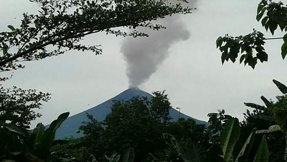 Ulawun in Papua-Neuguinea: Einer der gefährlichsten Vulkane der Welt