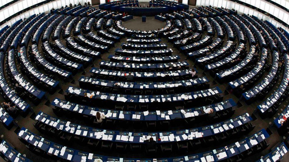 EU-Parlament: Nein zum Bankdatenabkommen mit den USA