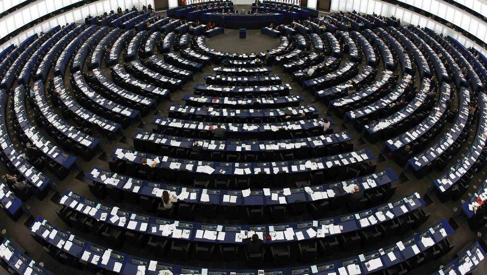EU-Parlament: Die Abgeordneten fordern die Aussetzung des Swift-Abkommens