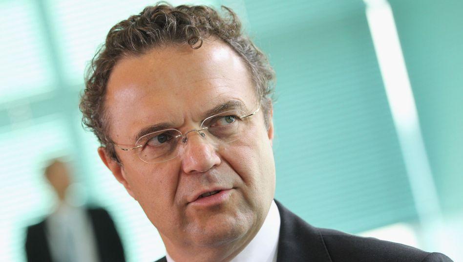 """Innenminister Friedrich (Anfang August): """"Streiten wir mit offenem Visier"""""""