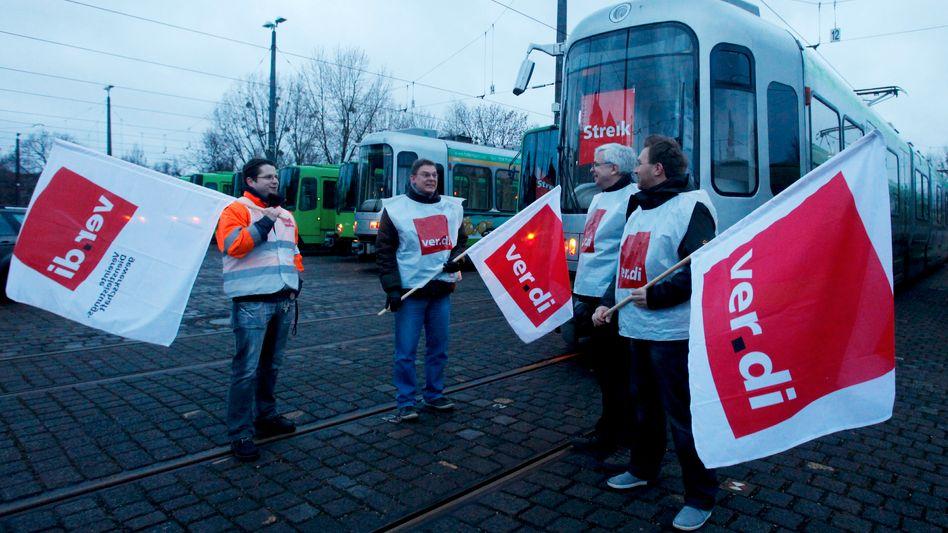 Warnstreik im Öffentlichen Dienst in Hannover: Das richtige Mittel