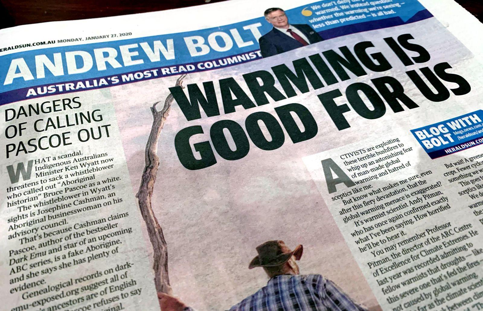 Zitat Artikel Herald Sun