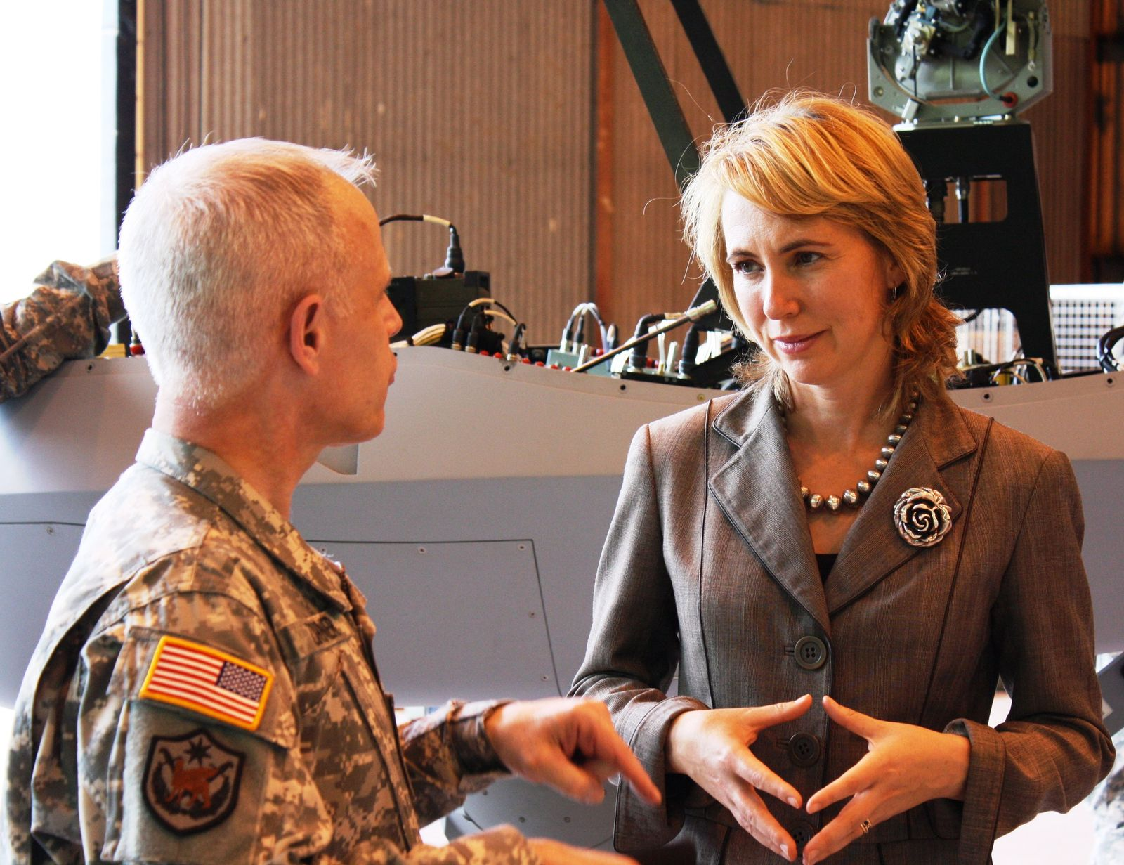 GABRIELLE GIFFORDS / ARIZONA