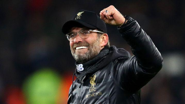 Champions League: Salah und Alisson retten Liverpool