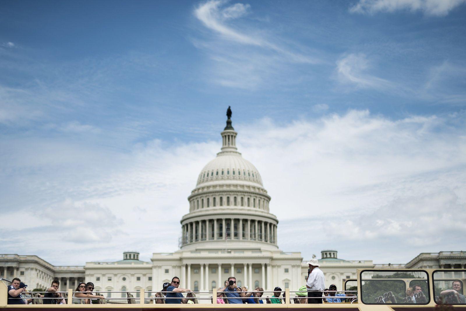 US-TOURISM-WASHINGTON-DC