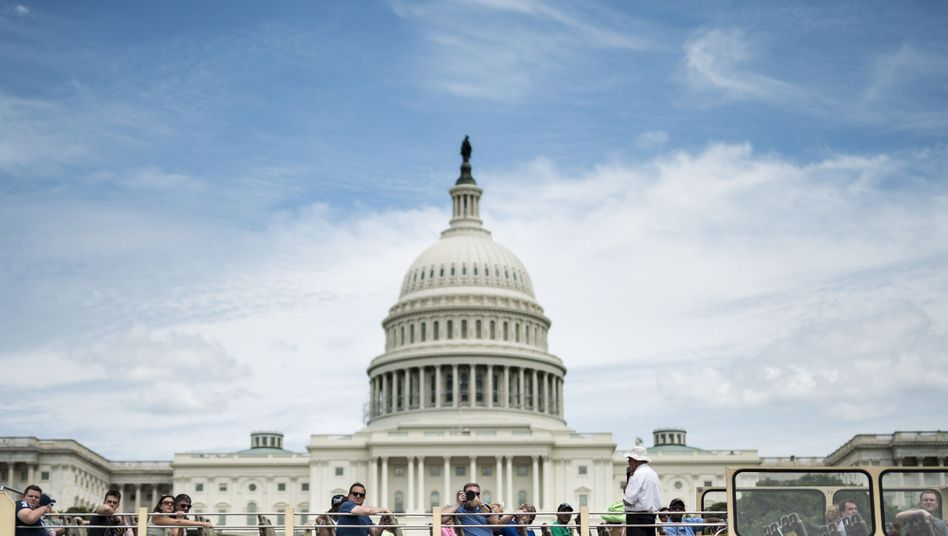 US-Repräsentantenhaus: Zehn Tage lang keine anonymen Änderungen mehr