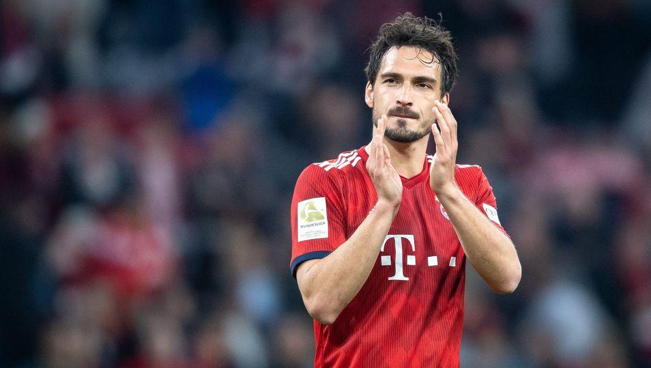 Mats Hummels wechselt zurück zum BVB