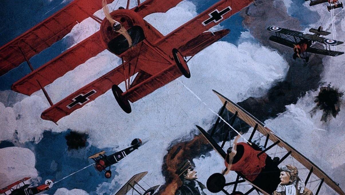 Fliegerfilme 2 Weltkrieg