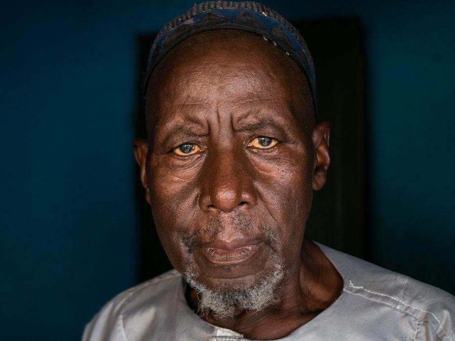 Vater Sekou kannte das Risiko, er hatte schreckliche Geschichten gehört