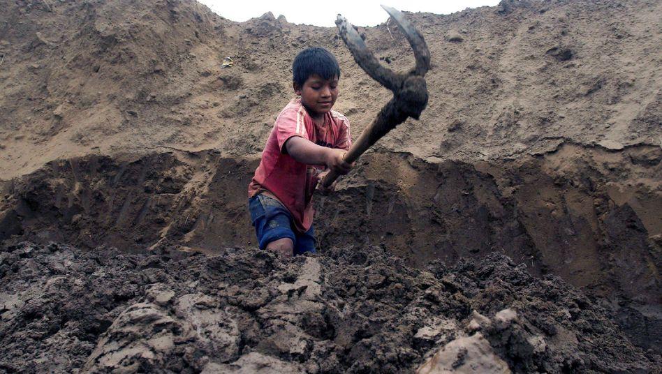 Kinderarbeit in Peru: Moderne Sklaverei