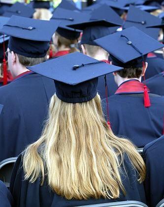 Absolventen: Leise Hoffnung auf Spenden für die Uni