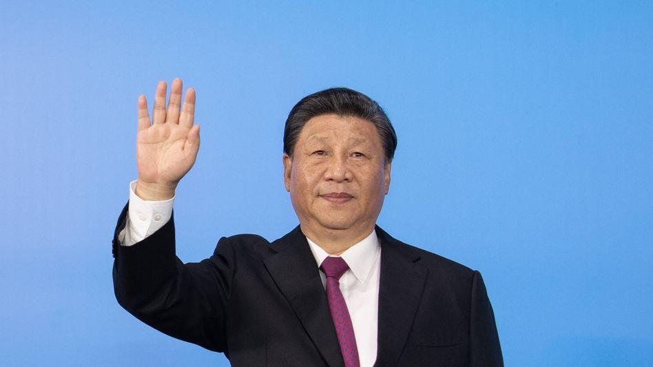 Xi Jinping: Bislang ist China der weltweit größte Emmittent von Treibhausgasen