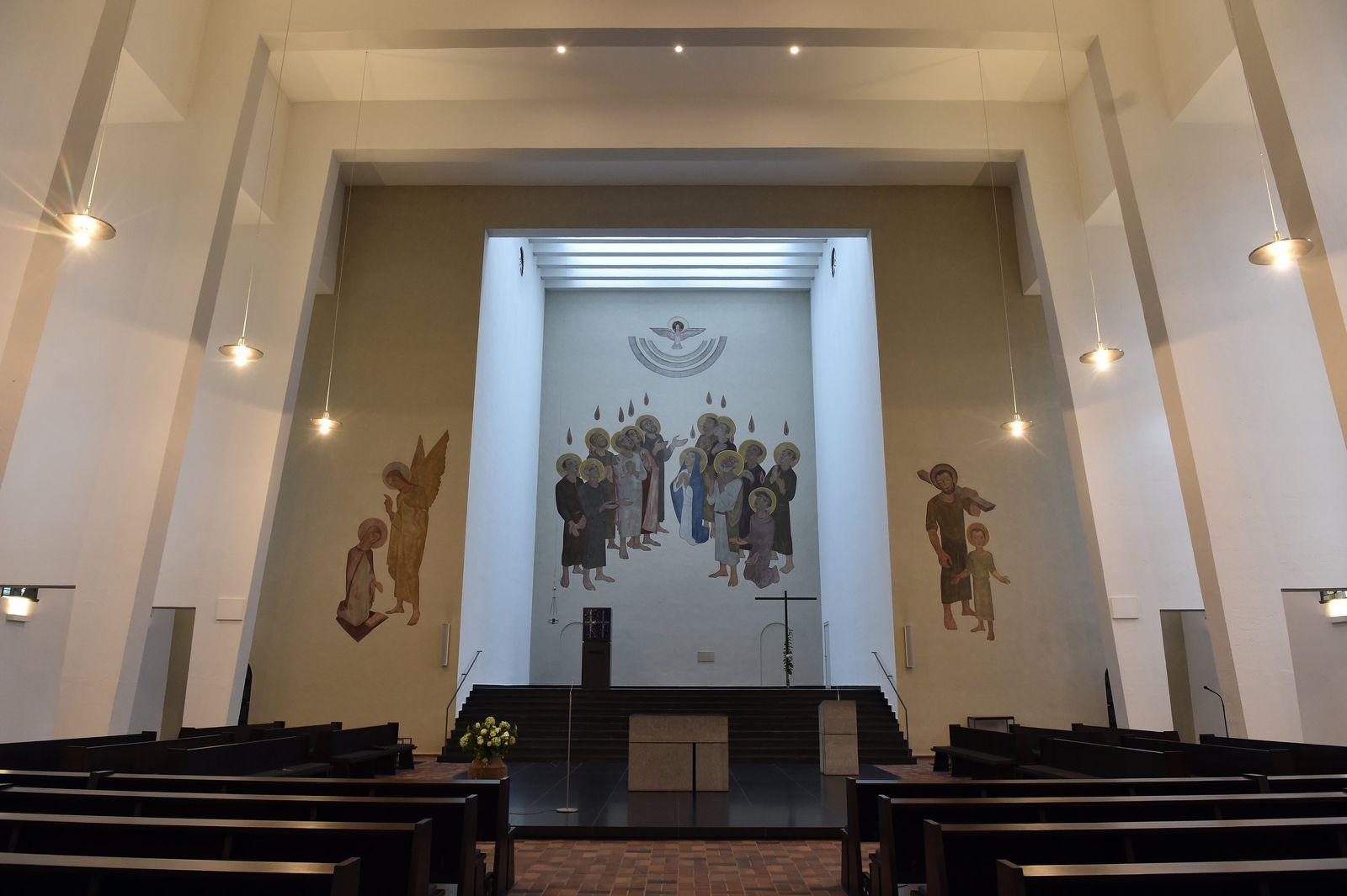 Gemeinde-Gesprächsrunde in Heilig-Geist-Kirche Münster