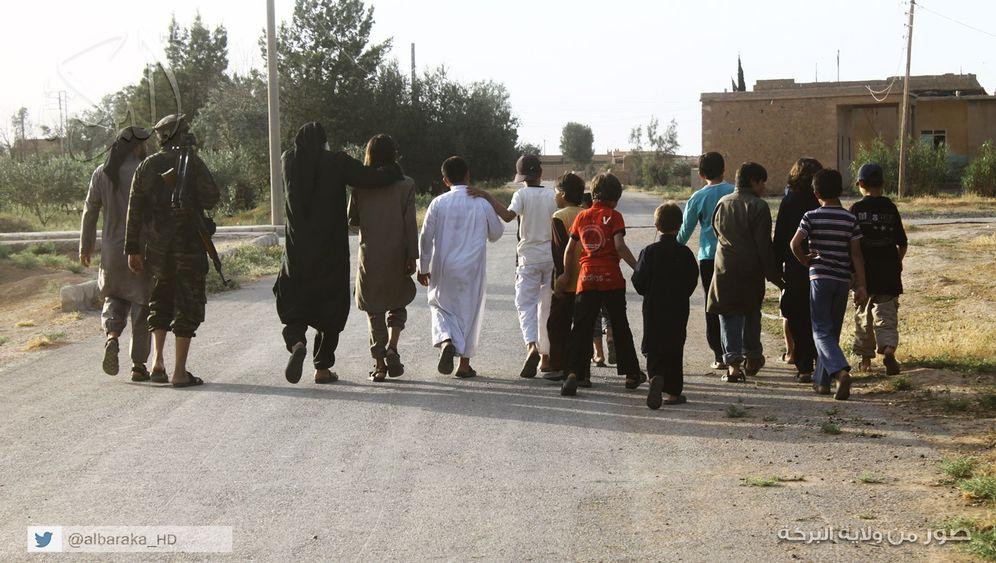 Fotostrecke: Die Dschihad-Kinder
