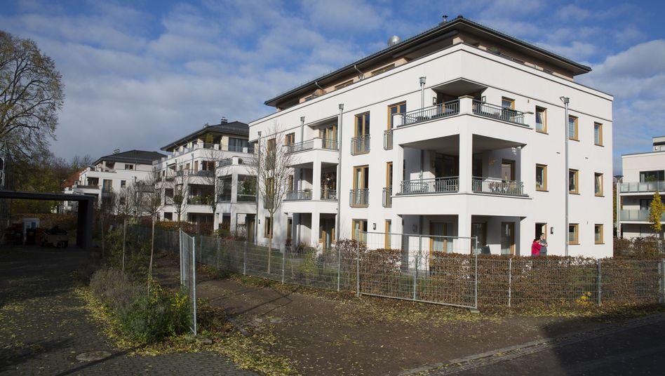 Wohnhaus Hermann-Schmidt-Straße 19 in Erfurt: Getarnte Intensivstation