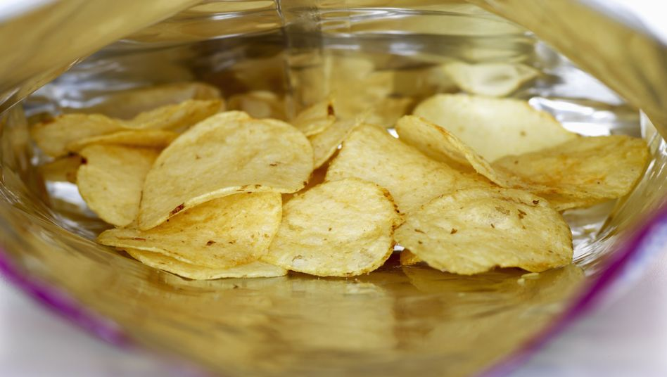 Kartoffelchips: Futter fürs Belohnungszentrum