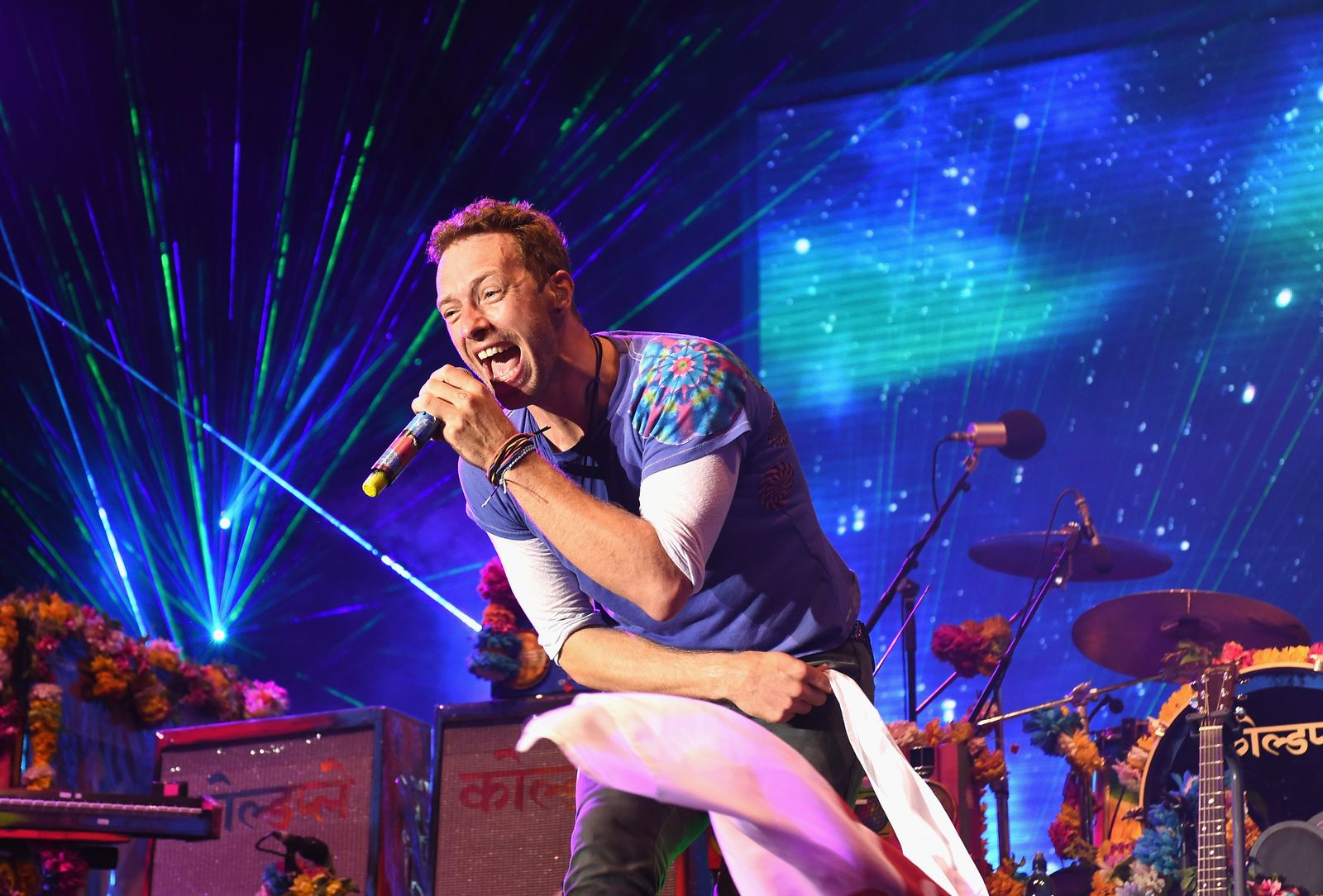 Coldplay/ Chris Martin