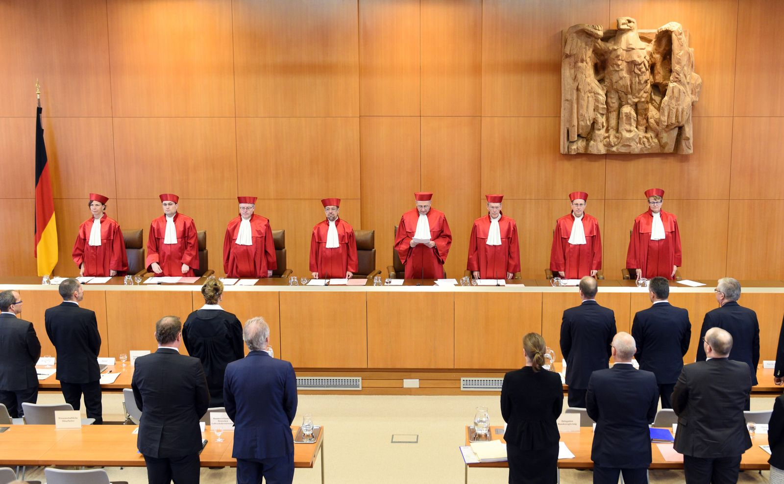 Bundesverfassungsgericht / Erster Senat