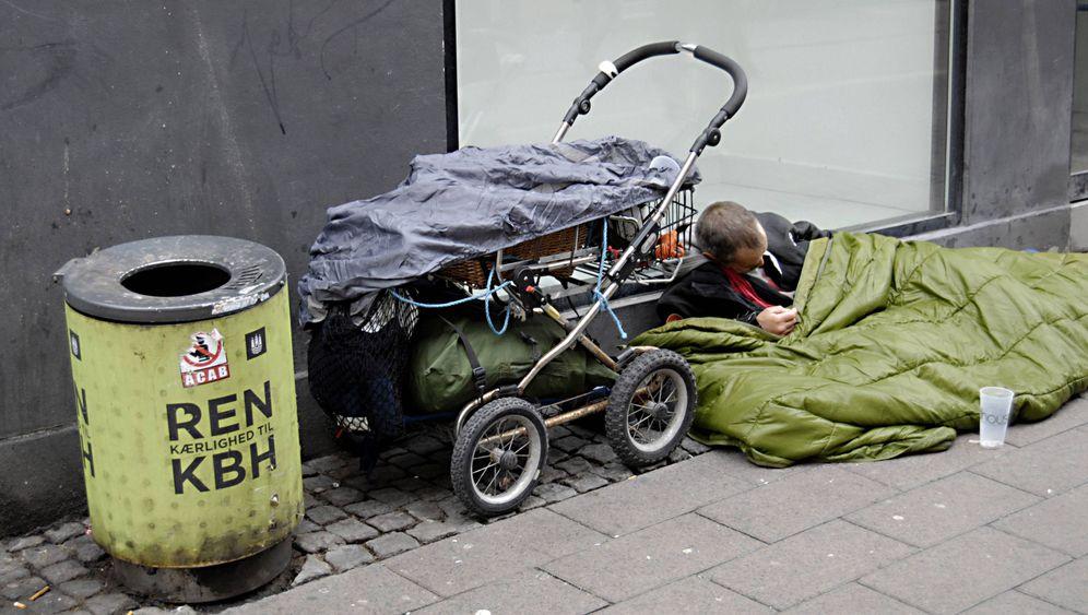 Obdachlosigkeit in Dänemark: Ein Leben auf der Straße