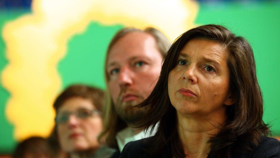 "Grünen-Fraktionsspitze: ""Ja zur finanziellen Entlastung, Nein zu Asylrechtsverschärfungen"""