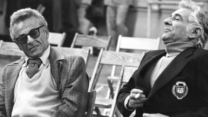 Dirigent und Komponist Bernstein: Ein strapaziöses Doppelleben