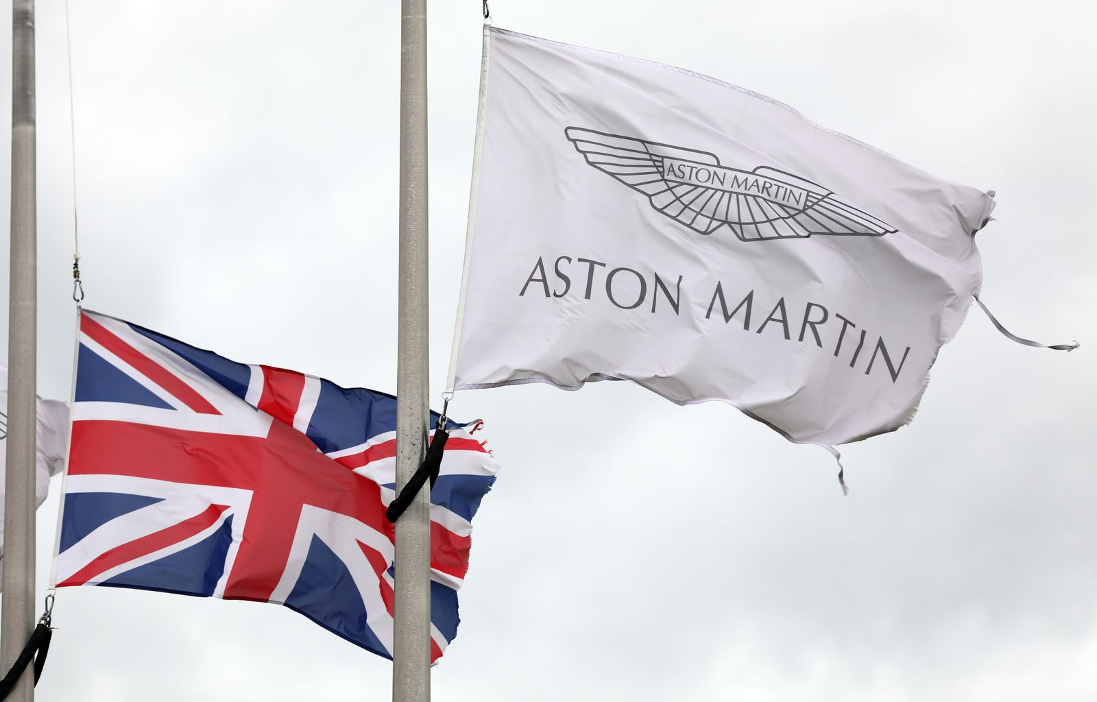 Manufacturing At The Aston Martin Holdings U.K. Ltd. Production Line As Company Considers IPO