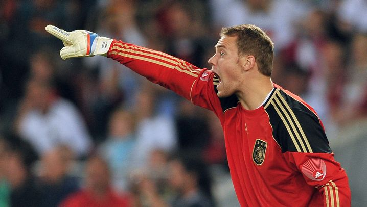 DFB-Einzelkritik: Götze der Boss, Podolski die Schwachstelle