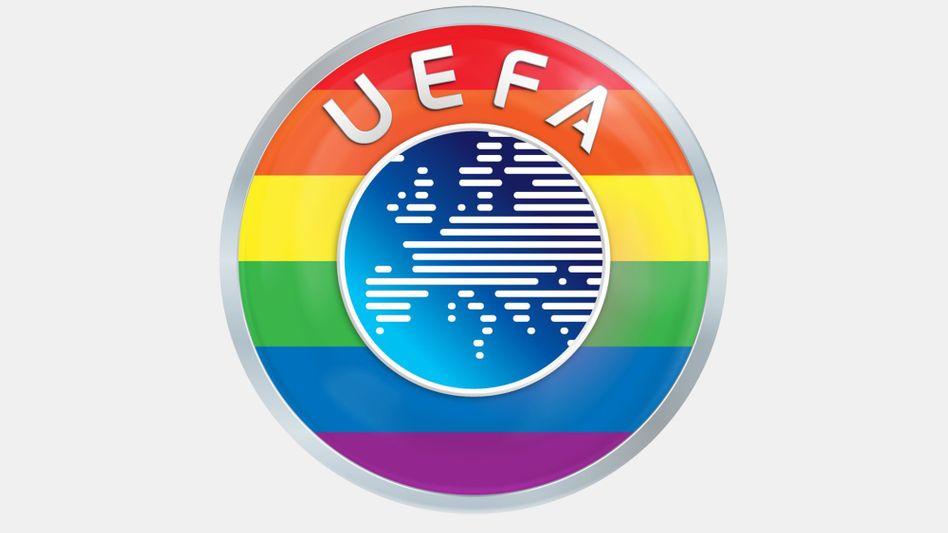 Die Uefa hat ihre Entscheidung gegen die Regenbogenbeleuchtung an der Münchner EM-Arena verteidigt