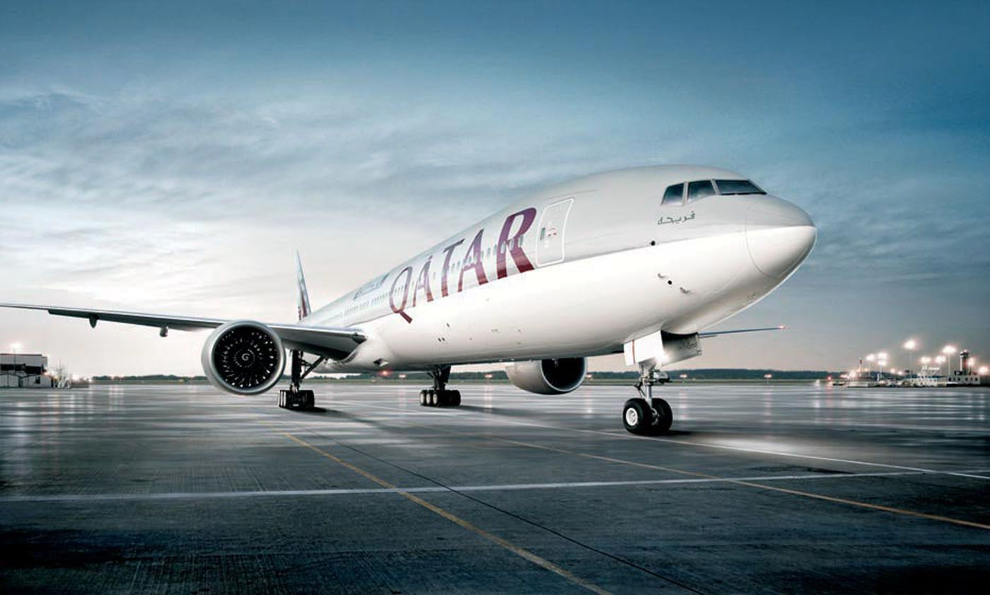 Fluglinien / Qatar Airways