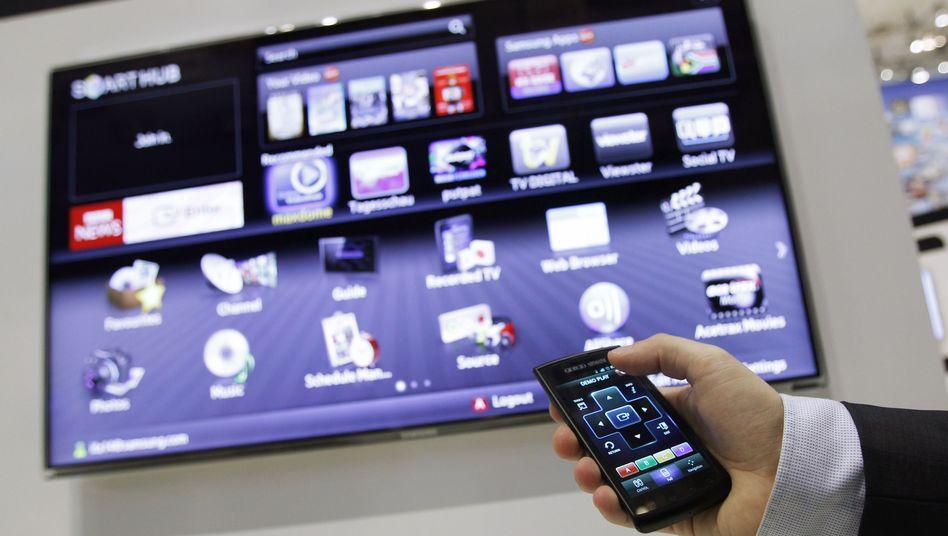Smart TV: Hackbar über HbbTV