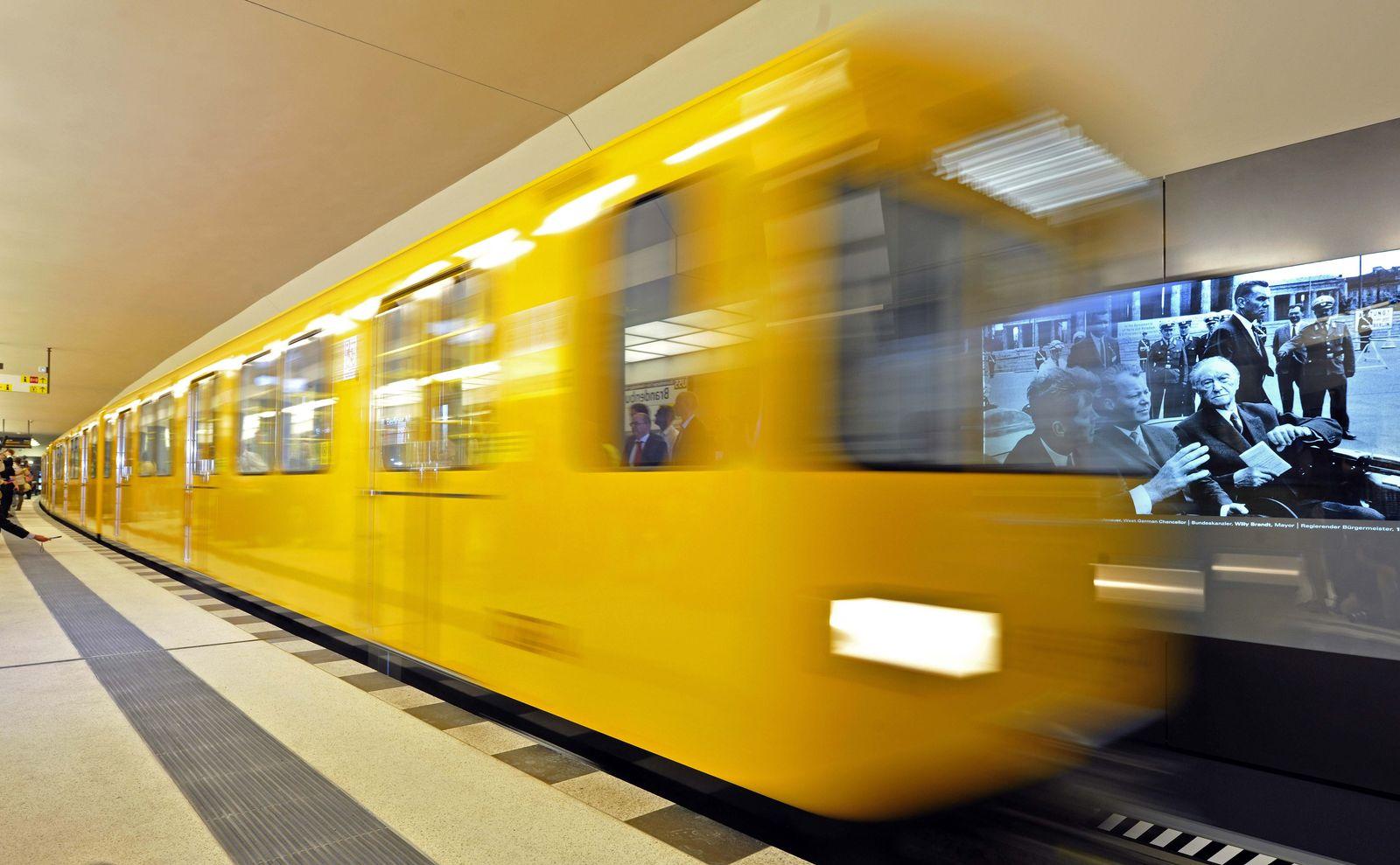 U-Bahn / Berlin