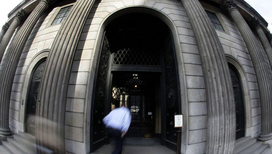 Bank of England: Die Lage der öffentlichen Finanzen ist desaströs