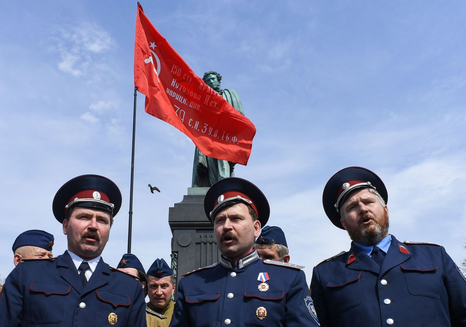 Moskau/ Kosaken
