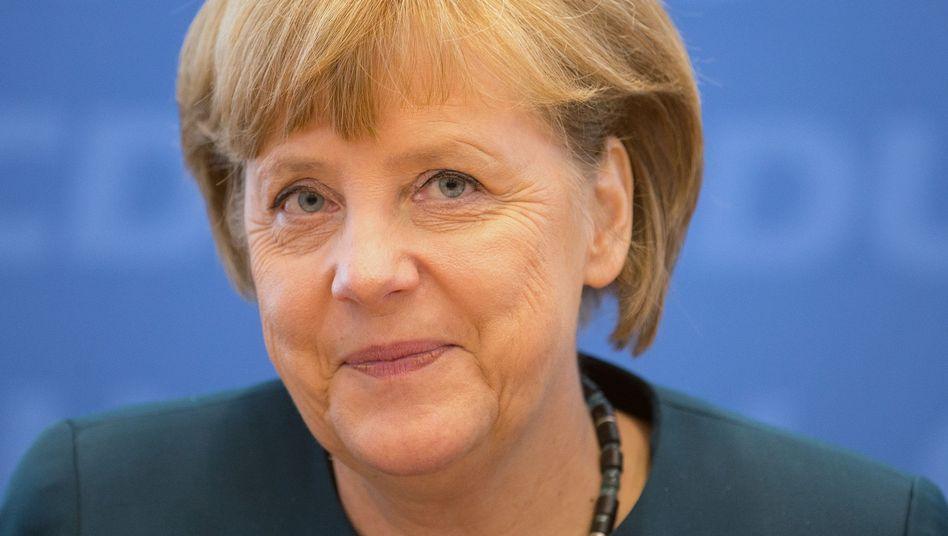 """Kanzlerin Merkel: """"Nach bestimmten Dingen nie gefragt worden"""""""