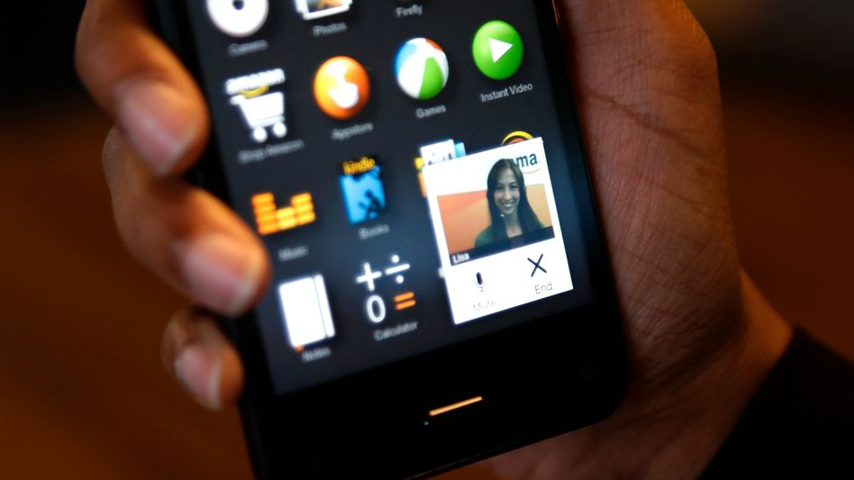 Amazon-Mitarbeiter im Mayday-Videochat: Hilfe auf Knopfdruck