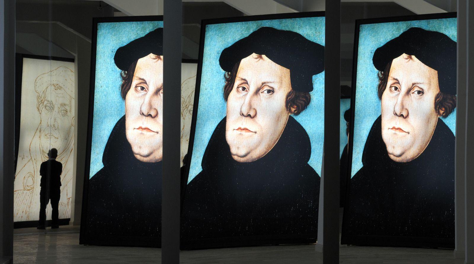 Martin Luther / Ausstellung