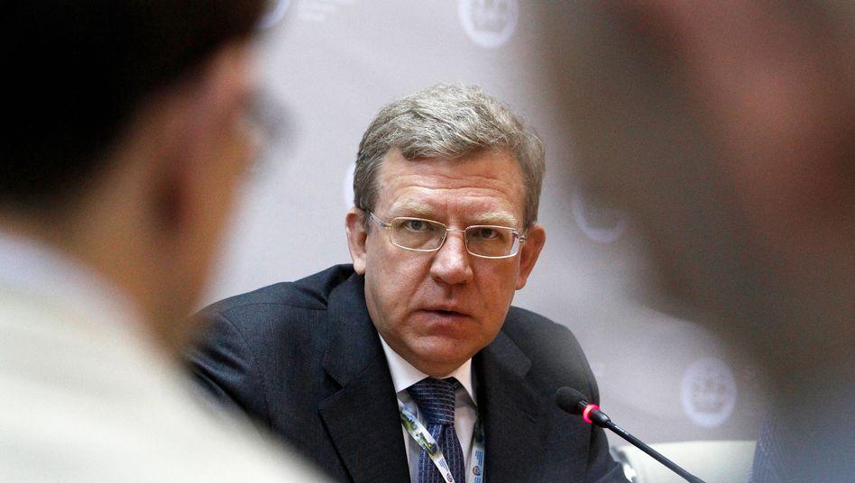 """Ex-Finanzminister Kudrin: """"Jede Lösung kommt teuer"""""""