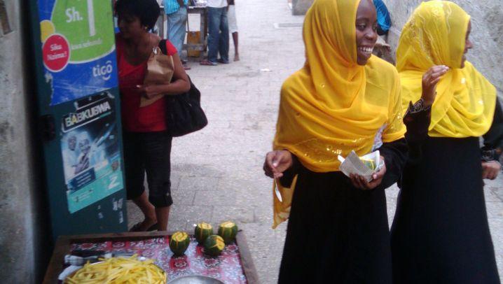 "Sansibar ohne Strom: ""Hakuna Matata"""