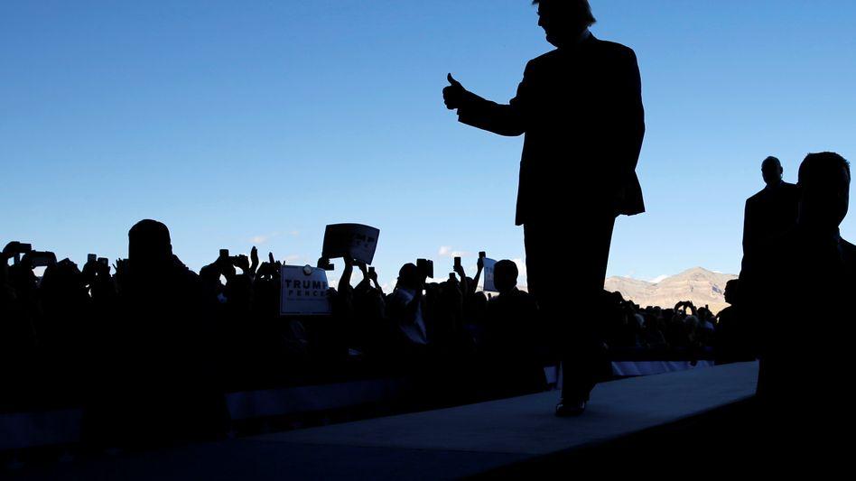 Trump bei Veranstaltung in Colorado