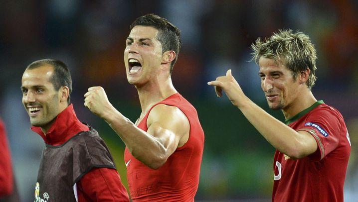 Portugal vs. Niederlande: Ronaldo schießt Oranje nach Hause